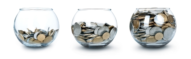 Pension pots