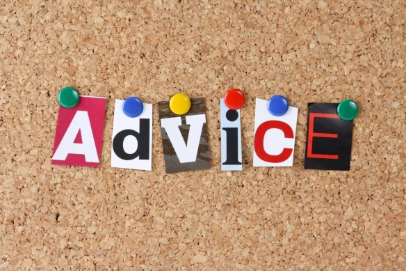 advice pinboard