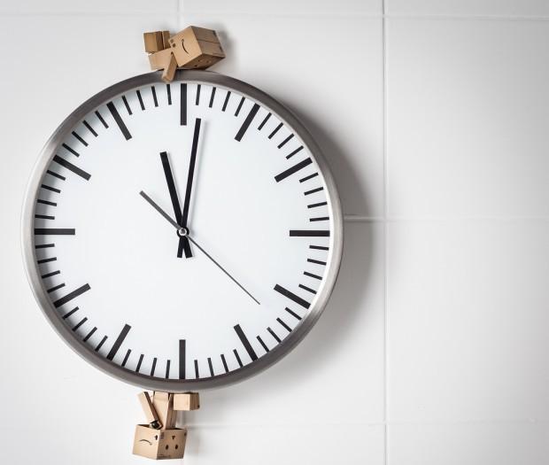 clean clock