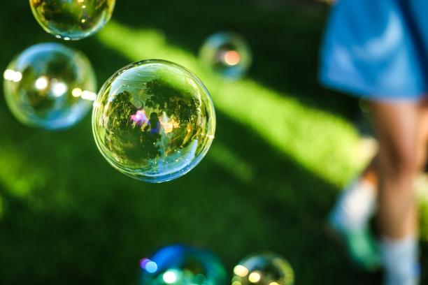 Bubbles reinvent