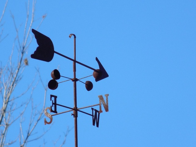 Weather vane_interest rates