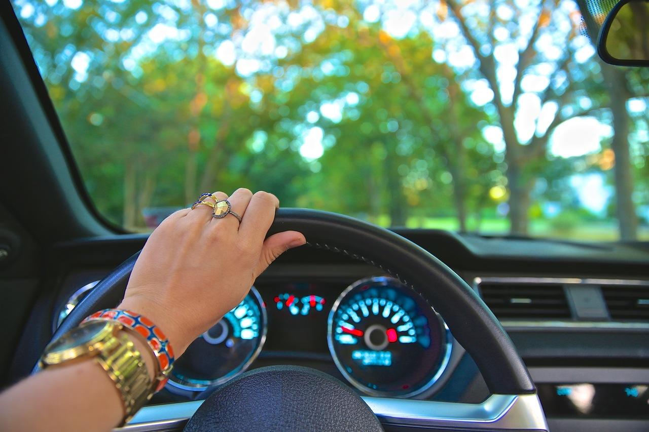 pexels-car drive